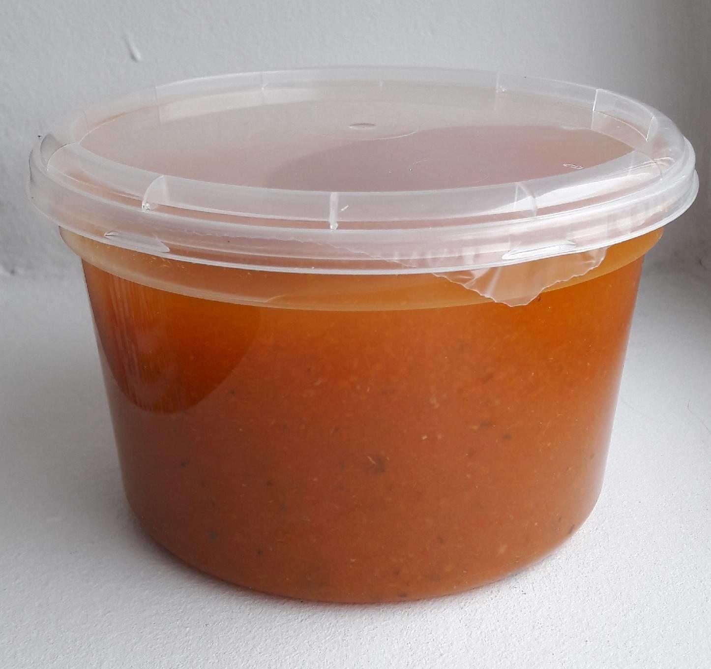 Velouté de tomates et basilic - Produit - fr