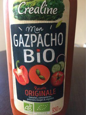 Mon Gazpacho bio - Produit - fr
