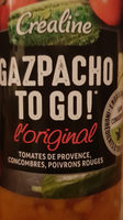 Gaspacho To go - Produit - fr
