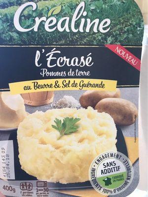 L'ecrasé de pomme de terre - Produit - fr