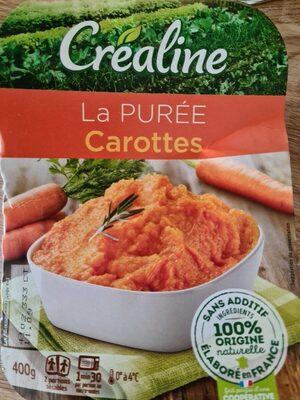 La purée de Carottes - Produit - fr