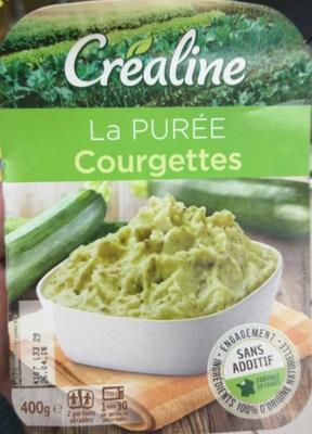 La purée courgettes - Produit - fr