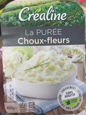 La Purée Choux Fleurs - Produit - fr