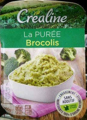 La Purée Brocolis - Produit