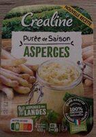 Puree de saison asperges - Product - fr