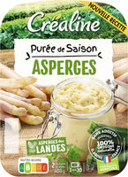 Puree de saison asperges - Produit - fr