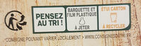 Puree de saison asperges - Instruction de recyclage et/ou informations d'emballage - fr