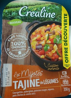 Tajine de légumes - Produit - fr