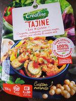 Tajine de légumes - Ingrédients - fr