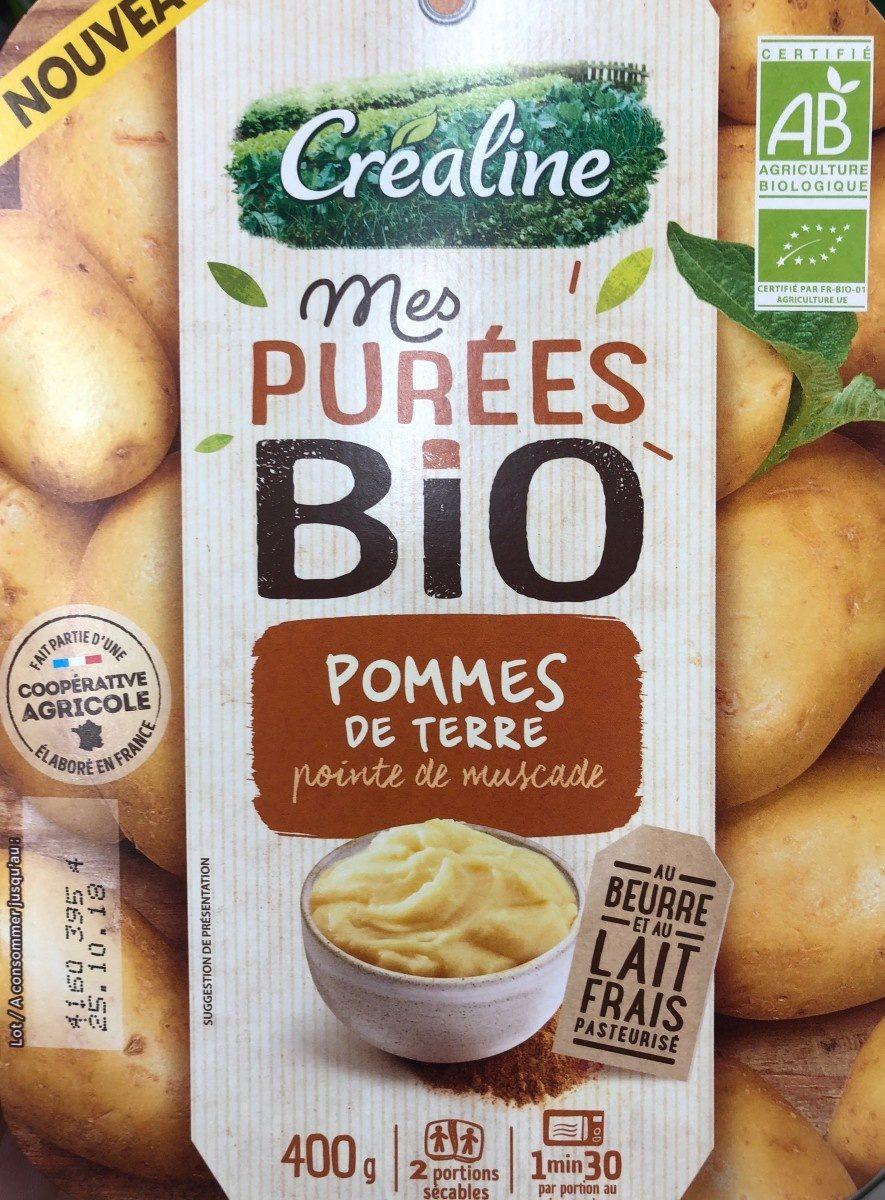 Mes purées Bio - Product