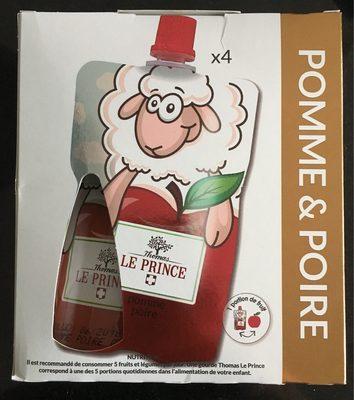 Pomme et poire - Produit - fr