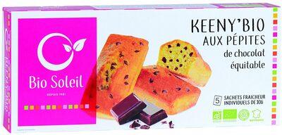 Kenny'bio aux pépites de chocolat équitable - Produit