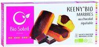 Keeny Bio Marbrés au Chocolat équitable - Product
