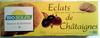 Biscuits Eclats De Châtaignes - Produit