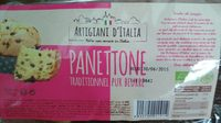Panettone traditionnel pur beurre - Product - fr