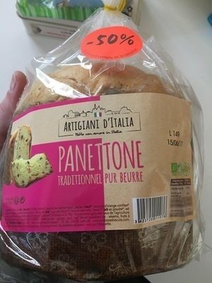 Panettone - Product - fr