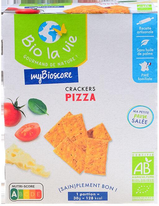 Mybioscore Pizza - Produit - fr
