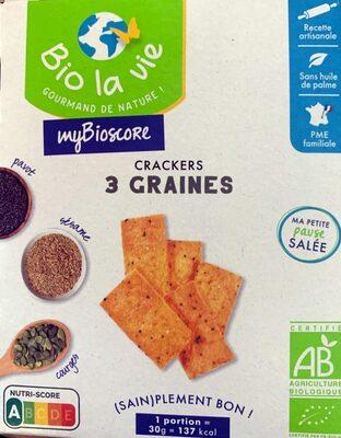 Mybioscore aux 3 Graines - Produit