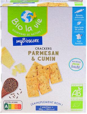 Mybioscore Parmesan & Cumin - Produit