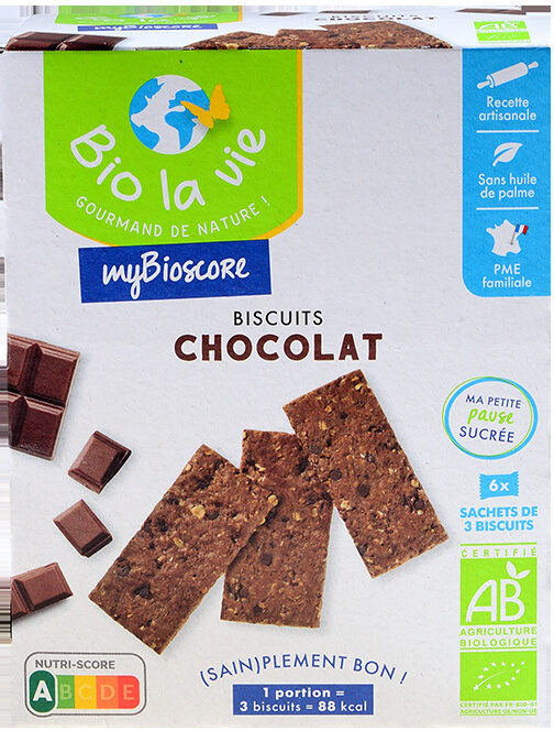 Mybioscore Chocolat - Produit