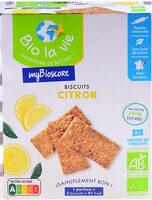 Mybioscore Citron - Produit