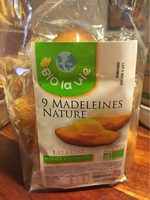 Madeleines nature - Product