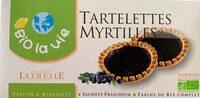 Tartelettes Aux Myrtilles Bio - Product