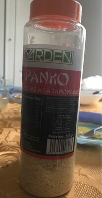 Panko chapelure à la japonaise - Product - fr