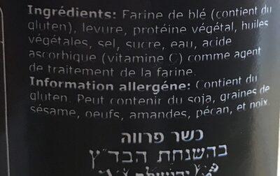 Panko chapelure à la japonaise - Ingrediënten - fr