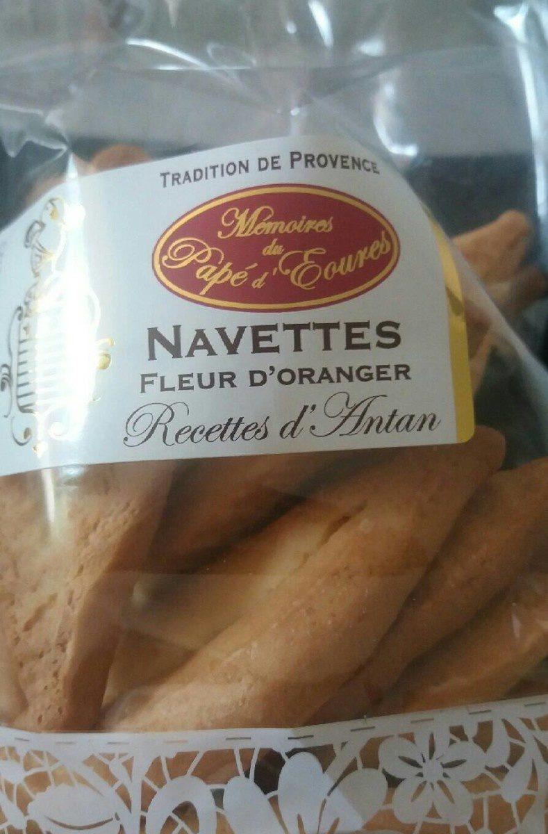 Navettes Fleur D Oranger