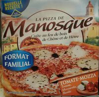 Pizza Tomate-Mozza - Produit