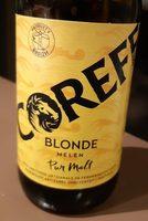 Coreff blonde melen pur malt - Produit - fr