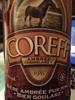 Bière Ambrée Goularz - Product