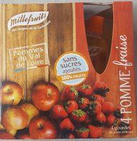 4 pommes fraises - Product