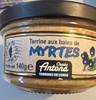 Terrine aux baies de myrtes - Product