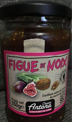 Figue et Noix - Product - fr