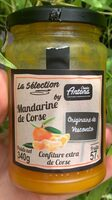 Confiture mandarine corse - Product - fr