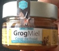 Grog miel coup de froid - Product