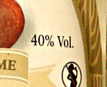 Gween Blanche de Pomme - Nutrition facts