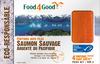 Saumon Sauvage argenté du Pacifique MSC - Produit