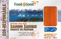 Saumon Sauvage argenté du Pacifique MSC - Product - fr
