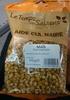 Maïs pour Pop-Corn - Produit