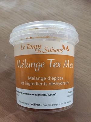 Mélange tex-mex - Produit - fr