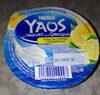 Yaos - Le yaourt à la Grecque pulpe de citron - Product