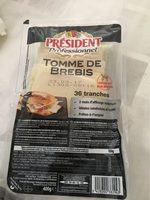 Tomme De Brebis En Tranches - Product