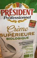 Creme liquide - Produit - fr