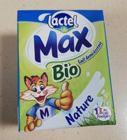 Lactel max bio - Produit - fr