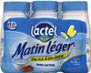Matin léger - lait 1/2 écrémé facile à digérer - Product