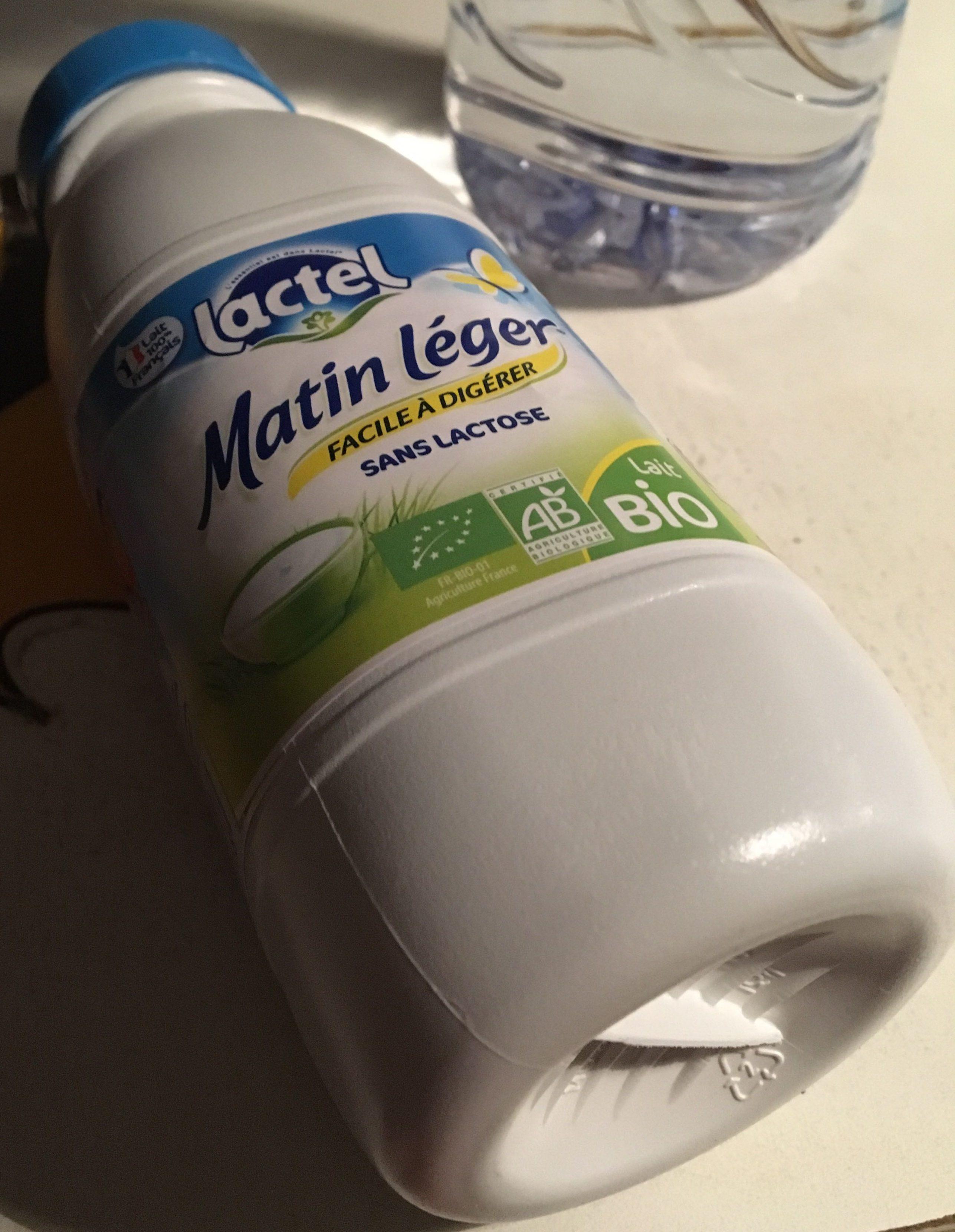 Lait Matin leger - Product - fr