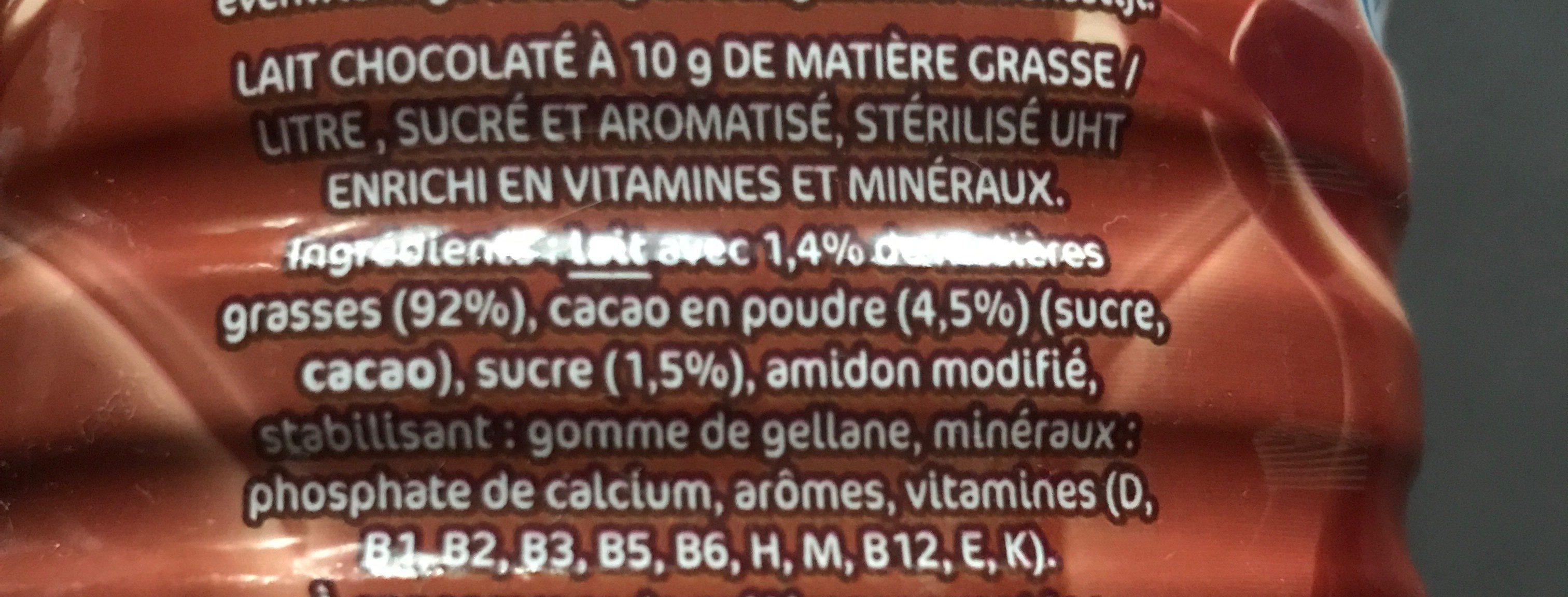 Nr 1 vitality - Ingrédients - fr